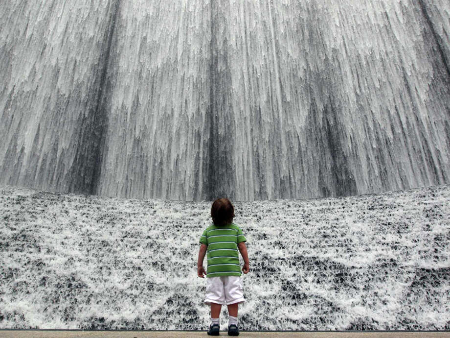 Gerald D. Hines Waterwall Park. Photo: Johnny Hanson, Associated Press / © 2012 Houston Chronicle