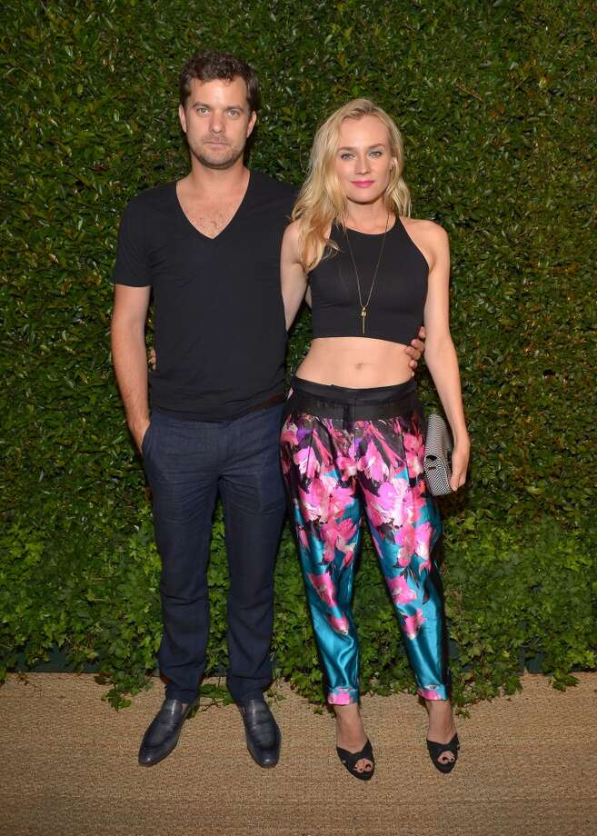 Joshua Jackson and Diane Kruger started dating in 2006 and have been looking good together ever since. Photo: Charley Gallay, Getty Images For MAC Cosmetics