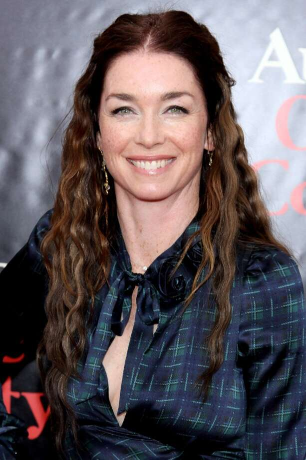 "Julianne Nicholson attends the ""August: Osage County"" premiere at Ziegfeld Theater on December 12, 2013 in New York City. Photo: Rob Kim, Getty Images For DeLeon Tequila"