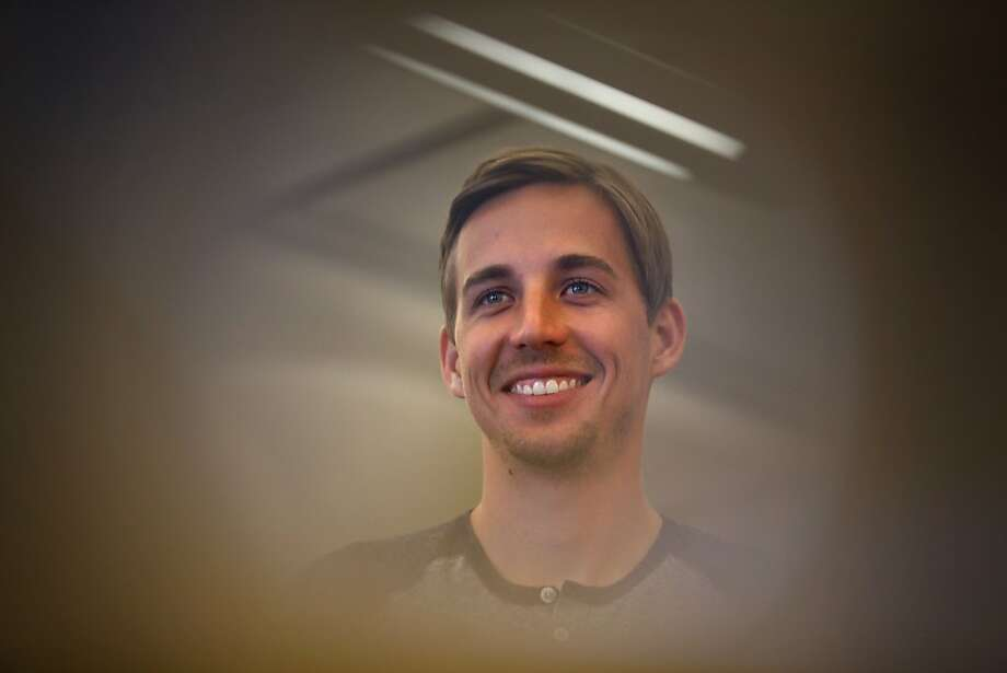 Chase Adam intends his startup, Watsi, to be nimble. Photo: Lea Suzuki, The Chronicle
