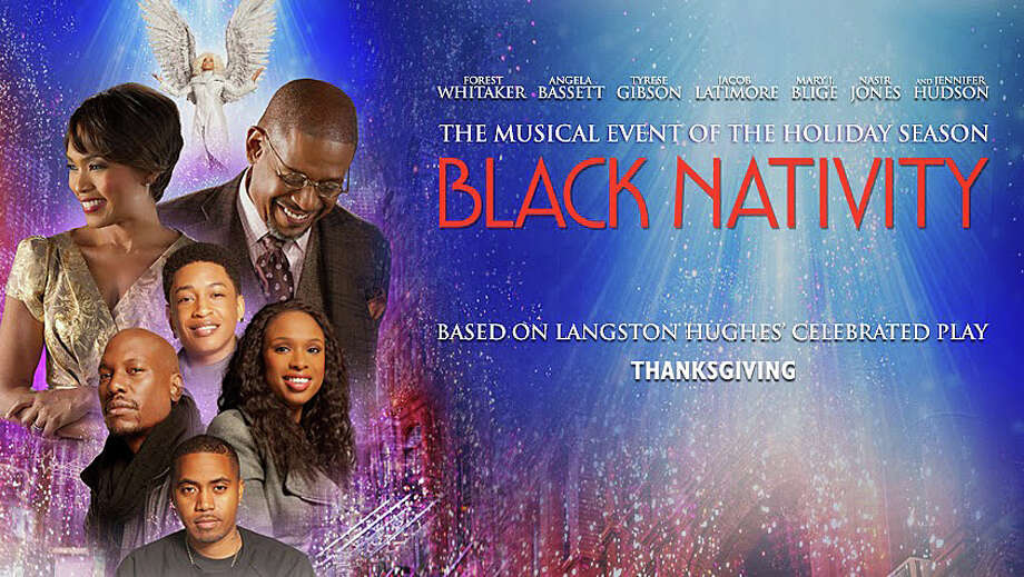 """Black Nativity,"" a movie adaptation of Langston Hughesí 1961 gospel music oratorio, is playing in area theaters. Photo: Contributed Photo / Westport News contributed"
