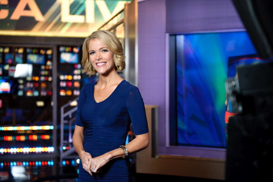 NEW YORK, NY - OCTOBER 10:  Megyn Kelly, host of America Live on set at Fox News studios in New York.  Fox News Channel celebrated its 15th anniversary on the air on October 7th. Photo: The Washington Post, The Washington Post/Getty Images / 2011 The Washington Post