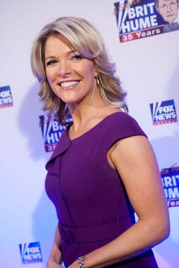 WASHINGTON - JANUARY 08: FOX News Channel host Megyn Kelly poses on the red carpet upon arrival at a salute to FOX News Channel's Brit Hume on January 8, 2009 in Washington, DC. Hume was honored for his 35 years in journalism.  (Photo by Brendan Hoffman/Getty Images) Photo: Brendan Hoffman, Getty Images / 2009 Getty Images