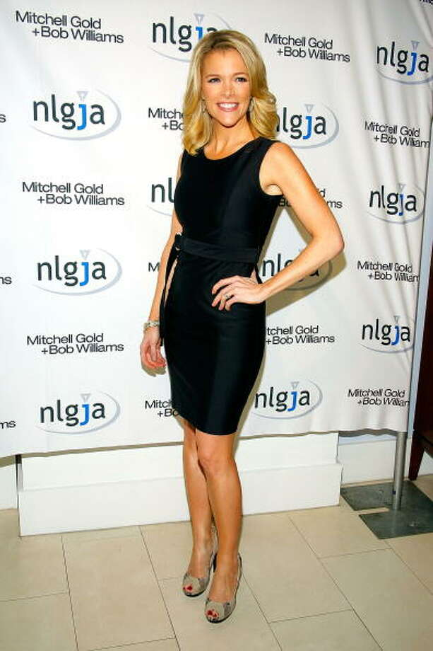 NEW YORK - MARCH 25:  Fox News correspondent Megyn Kelly attends the NLGJA's 15th Annual New York Benefit at Mitchell Gold & Bob Williams SoHo Store on March 25, 2010 in New York City.  (Photo by Andy Kropa/Getty Images) Photo: Andy Kropa, Getty Images / 2010 Andy Kropa