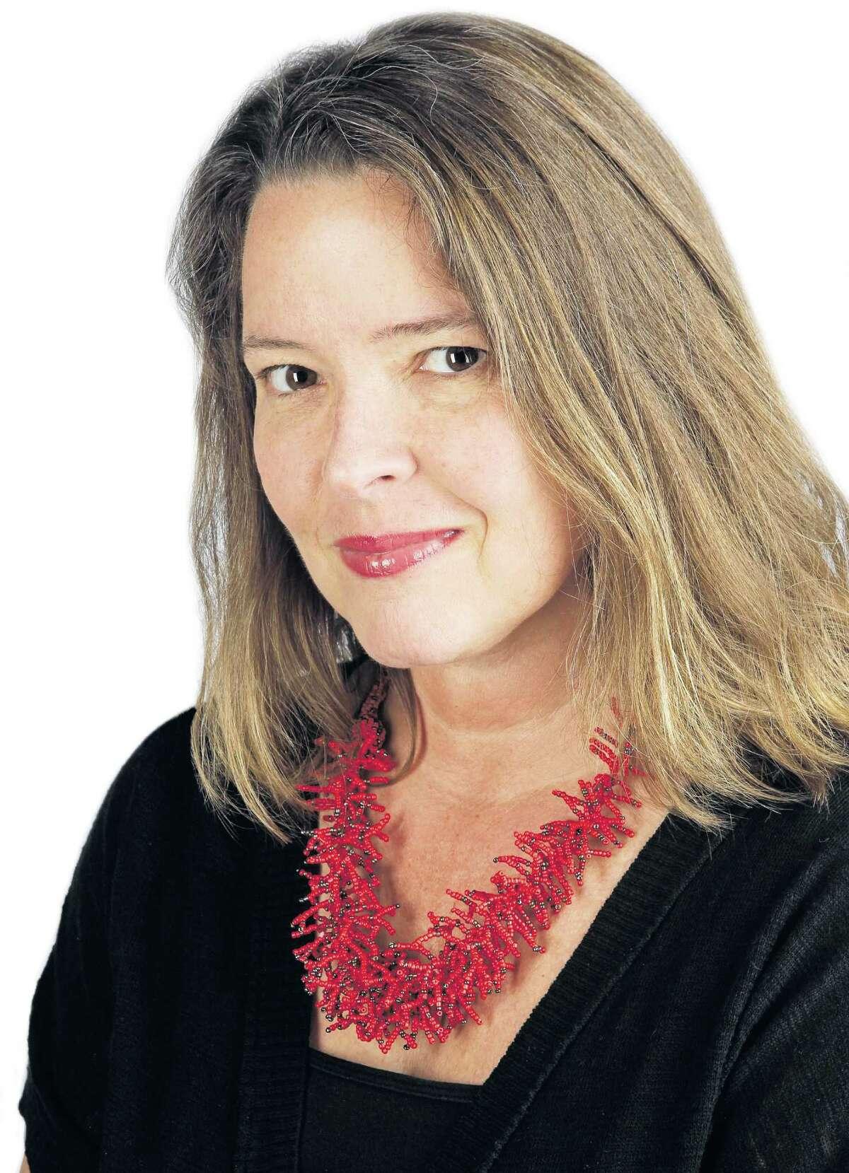Houston Chronicle editorial employee Maggie Galehouse Thursday, July 12, 2012, in Houston. ( James Nielsen / Chronicle )