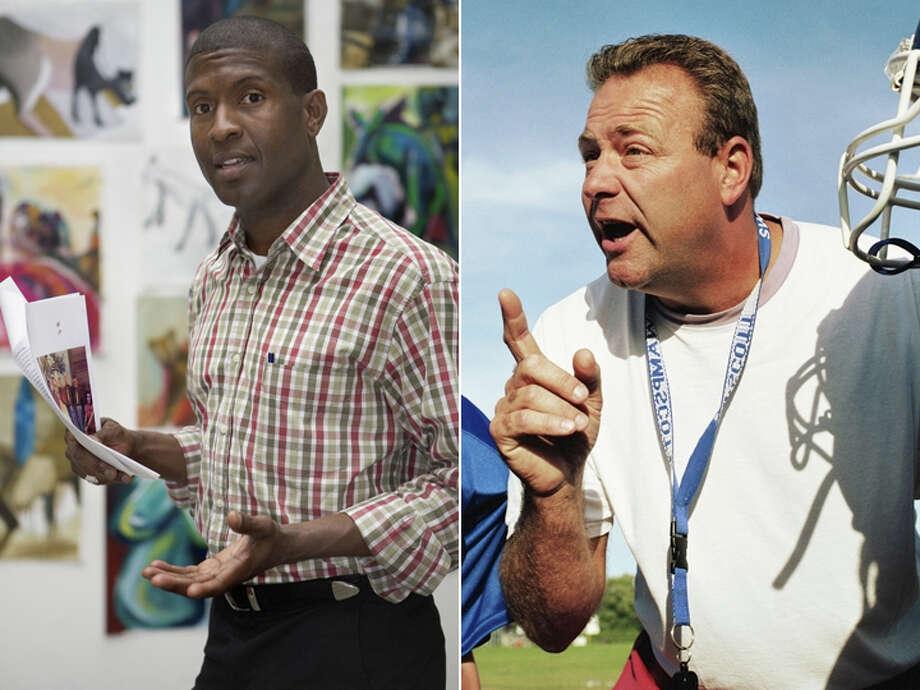 Art teacher – $63,510 (postsecondary) Coach – $38,350 Photo: Getty Images Composite
