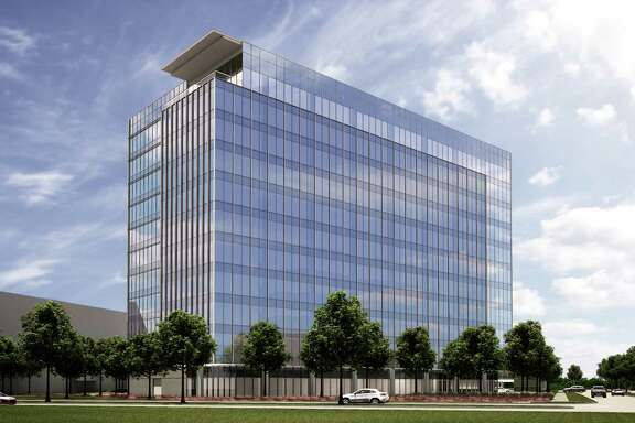 Piedmont Office Realty Trust plans to build Enclave Place, an 11-story office building in the Enclave business park. The land is between North Eldridge Parkway and Briar Forest Drive.