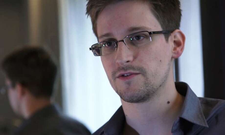 Edward Snowden leaked classified information. Photo: The Guardian, AFP/Getty Images