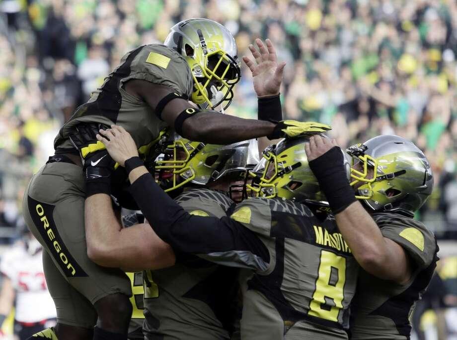10. Oregon Photo: Don Ryan, Associated Press