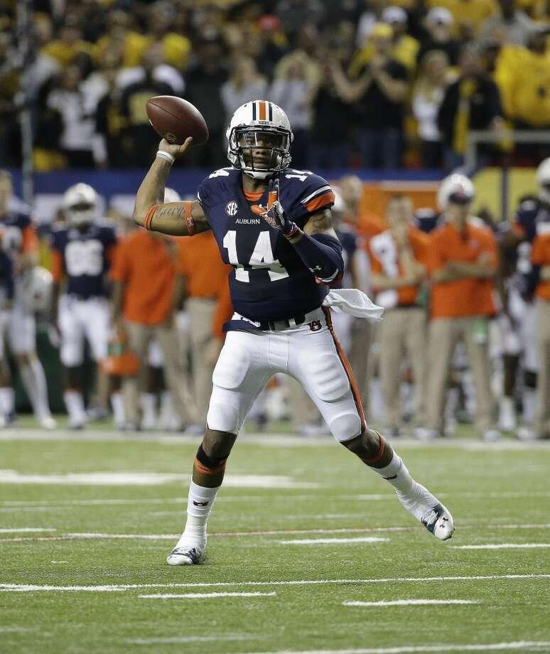 2. Auburn Photo: David Goldman, Associated Press