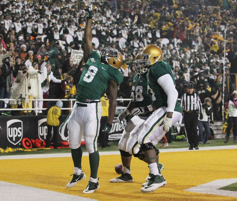 6. Baylor Photo: Jerry Larson, Associated Press/Waco Tribune-Herald