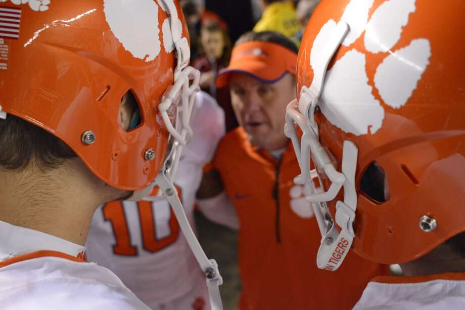 12. Clemson Photo: Richard Shiro, Associated Press