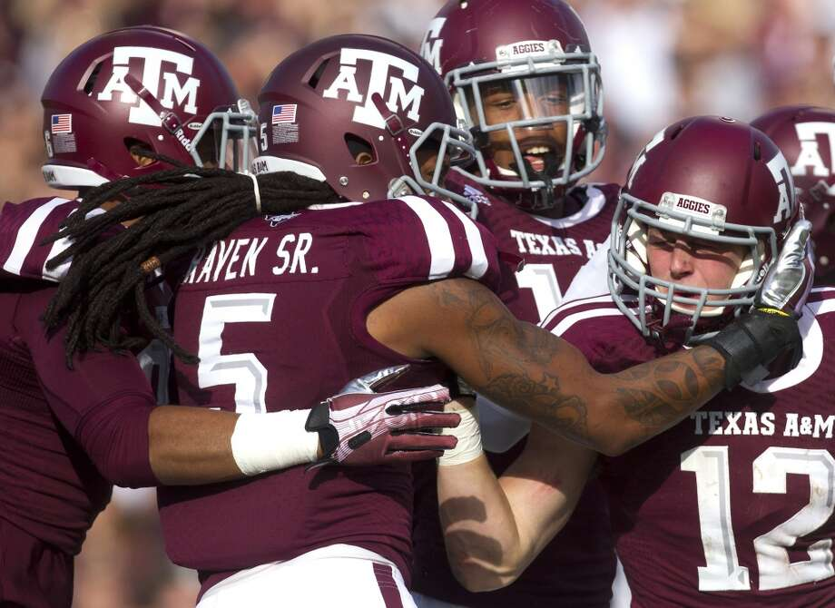 21. Texas A&M Photo: Cody Duty, Houston Chronicle