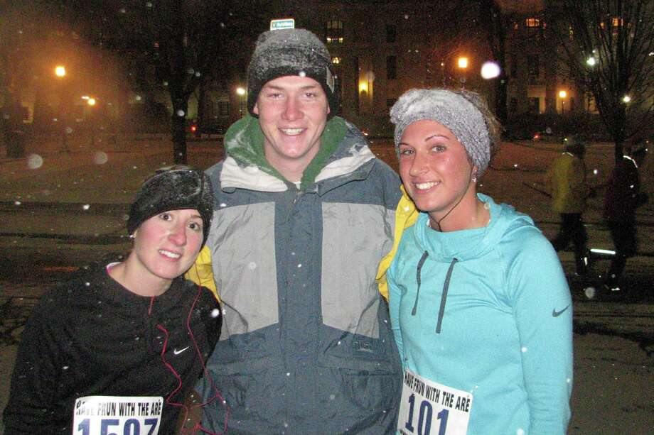 Were you Seen at the 17th Annual Last Run 5K through Capital Holiday Lights in Washington Park on Saturday, December 14, 2013? Photo: Casey SoHyeun Cho