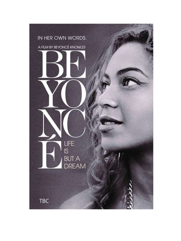 "Beyonce, ""Life Is But a Dream"" (Columbia) Beyonce – ever the overachiever – directed, produced and narrated this HBO special so calling it a documentary might be a bit of a stretch. Don't come looking for insight on what makes her tick; just settle in for the high budget spectacle. Few can match her work ethic onstage or off.  The two-disc set includes a complete concert film, ""Live in Atlantic City."""