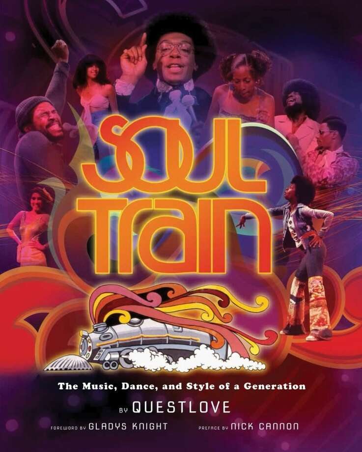"""Soul Train: The Music, The Dance, and Style of a Generation"" by Questlove (Harper Design, $22) It might not be as exciting as discovering a long lost clip of the original show on YouTube but this compendium put together by Ahmir ""Questlove"" Thompson of the Roots allows you to savor the wild styles, dizzying list of performers and sentimental commentary at leisure. Preferably while sitting near a coffee table."