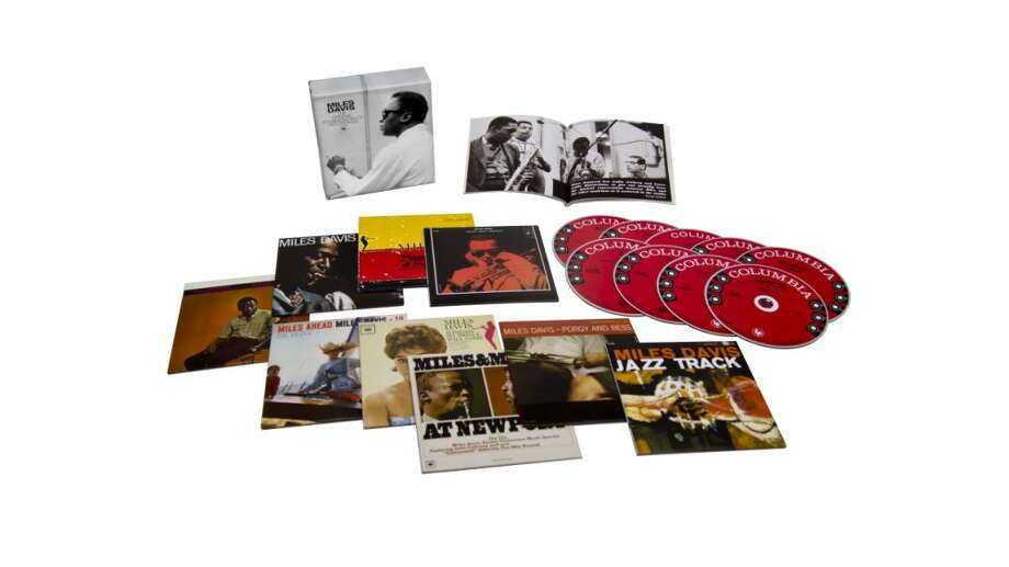 "Miles Davis ""The Original Mono Recordings"" (Legacy, $109.98) If you missed out the 70-disc Miles Davis boxed set that was released in 2009, or the one with 20 in 2011, this is as good a time as any to invest in a big chunk of the jazz great's back catalog. This manageable set features just the first nine albums Davis recorded for Columbia Records from 1956 to 1961, including ""Round About Midnight"" and ""Kind of Blue."" All are freshly remastered to replicate the original mono recordings – something that is sure to keep audiophiles occupied until mid-July."