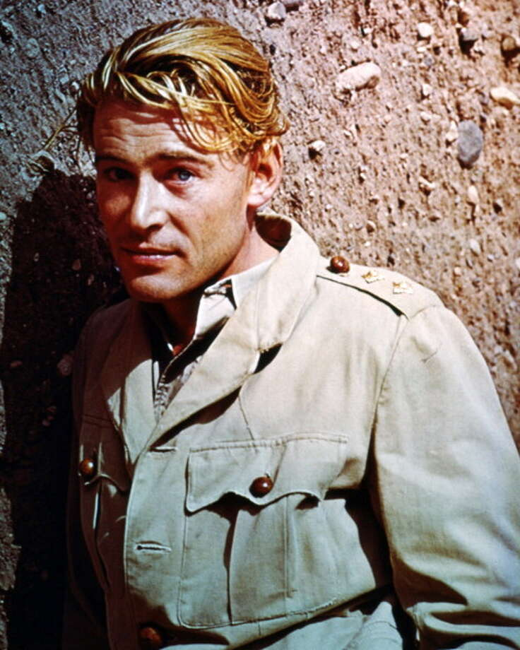 English actor Peter O'Toole as British Army officer T E Lawrence in 'Lawrence Of Arabia', directed by David Lean, 1962. (Photo by Silver Screen Collection/Getty Images) Photo: Silver Screen Collection, Getty Images / 2012 Silver Screen Collection