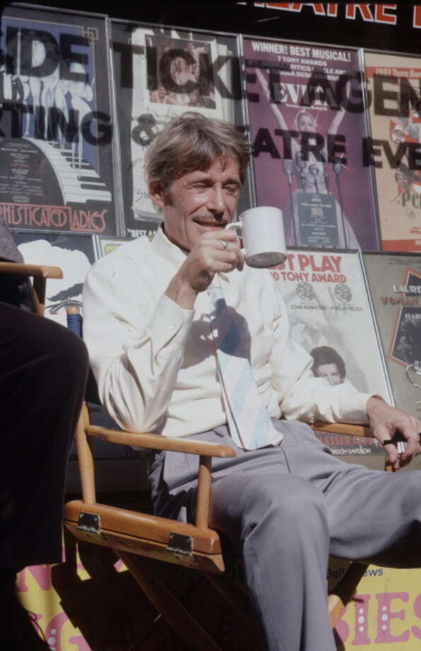 Actor Peter O'Toole in New York City during the filming of the movie 'My Favourite Year', September 1981. (Photo by Time & Life Pictures/Getty Images) Photo: Time & Life Pictures, Time Life Pictures/Getty Images / Time & Life Pictures