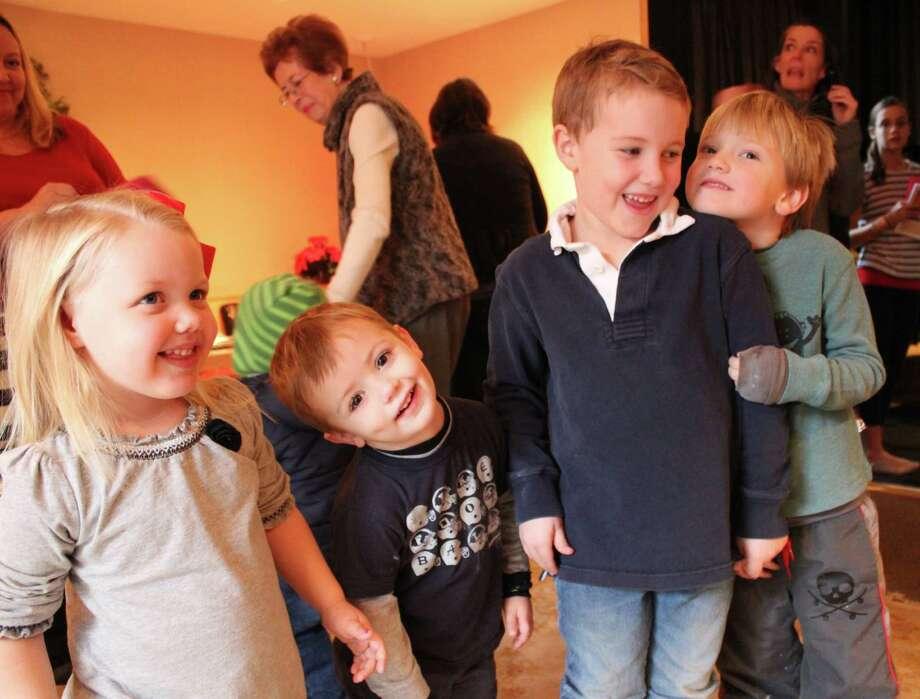 SEEN: Scenes from the Nutcracker at Darien Art Center. Photo: Picasa, P. Ha-Stevenson / Hearst Connecticut Media Group