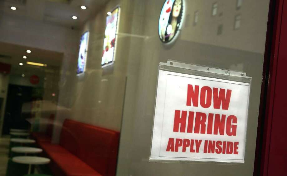 San Antonio's jobless rate dropped to 6.0 percent from 6.1 percent in November.  Photo: Spencer Platt, Getty Images / 2013 Getty Images