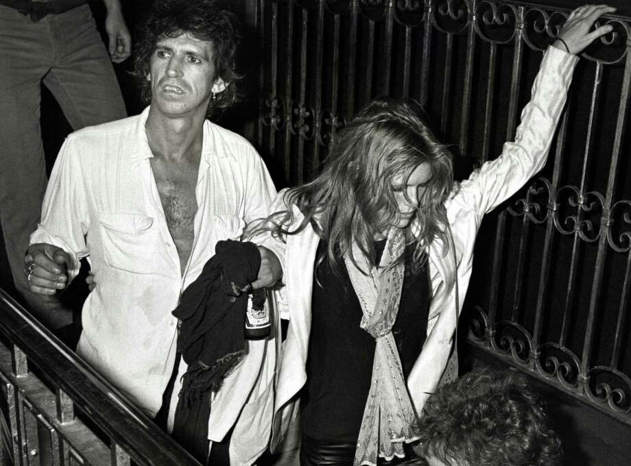 Keith Richards and Patti Hansen (Photo by Ron Galella/WireImage) Photo: Ron Galella, Getty Images / Ron Galella Collection