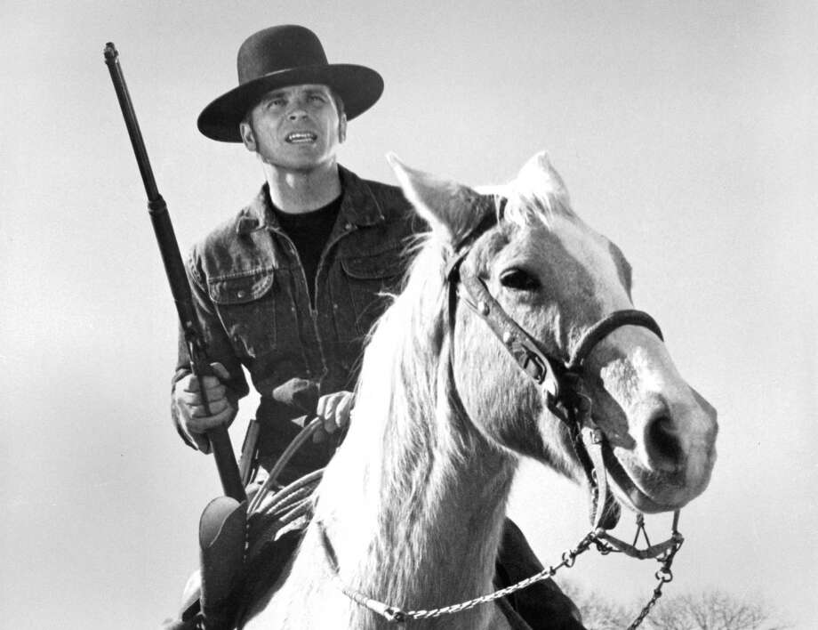 "Tom Laughlin, 1931-2013: The actor-writer-director, who set a standard for guerrilla filmmaking with his low-budget, self-financed movie ""Billy Jack,"" died December 12 at 82. Photo: Michael Ochs Archives, Getty Images / Moviepix"