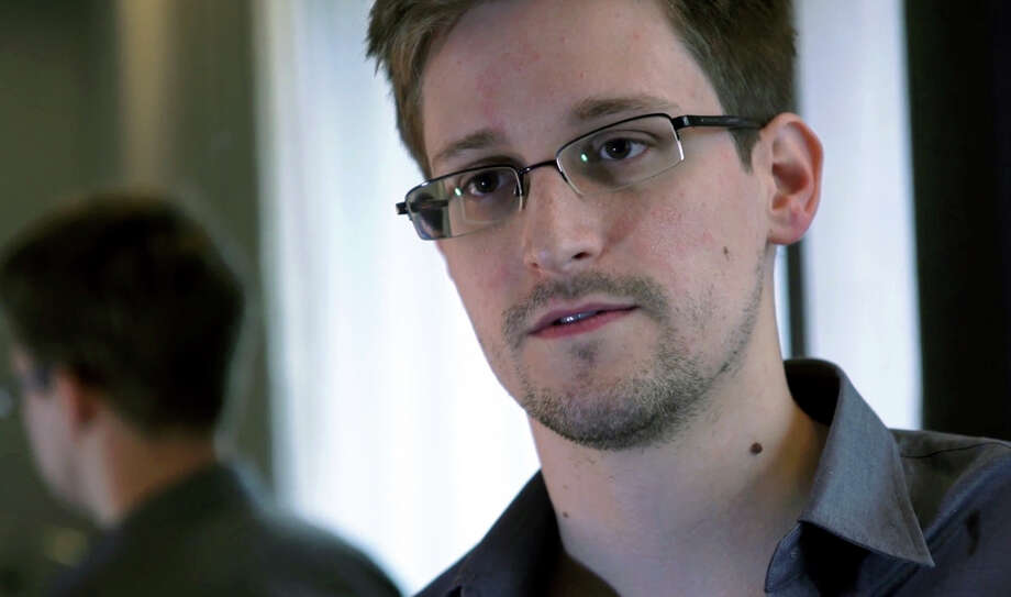 Edward Snowden, former National Security Agency contractor, interview published June 9, 2013PHOTO: Snowden is seen in Hong Kong on June 9, 2013. Photo: Associated Press / The Guardian