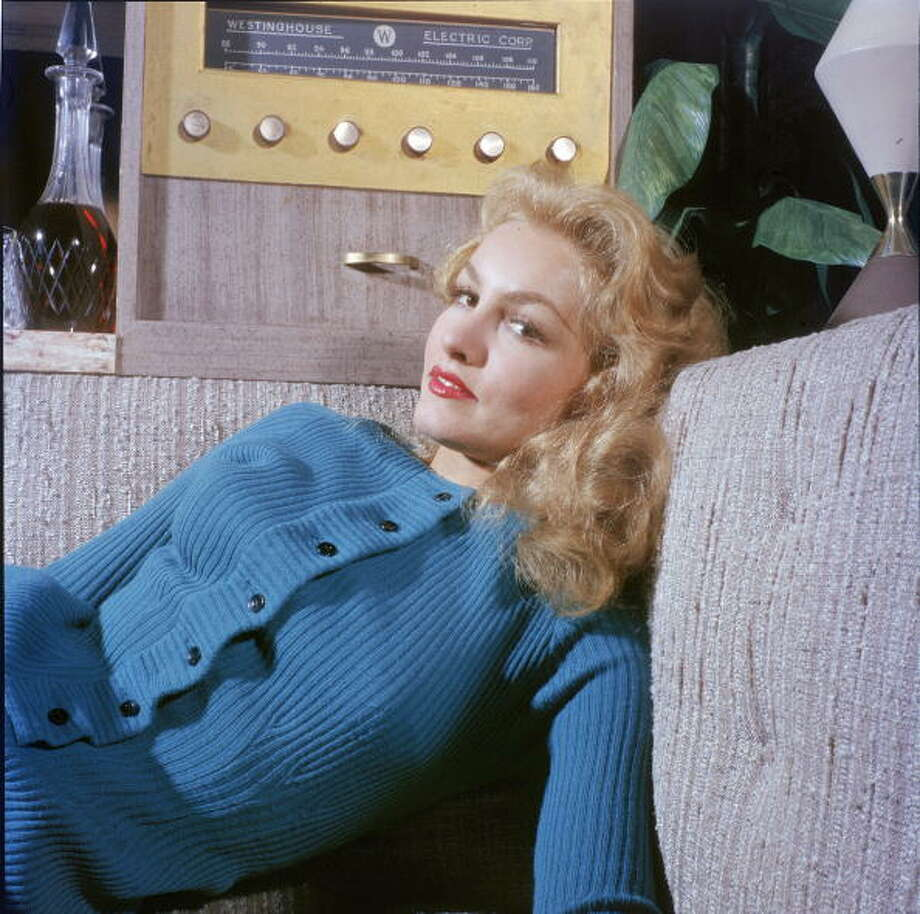 Julie Newmar, photographed in the 1950s. Photo: Ralph Morse, Time Life Pictures/Getty Images