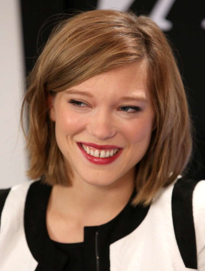 Actress Lea Seydoux  during the 2013 Toronto International Film Festival on September 8, 2013. Photo: Jonathan Leibson