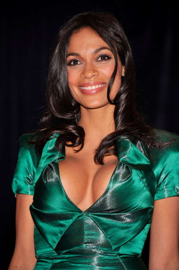 Rosario Dawson on April 28, 2012 in Washington, DC. Photo: Stephen Lovekin, Getty Images