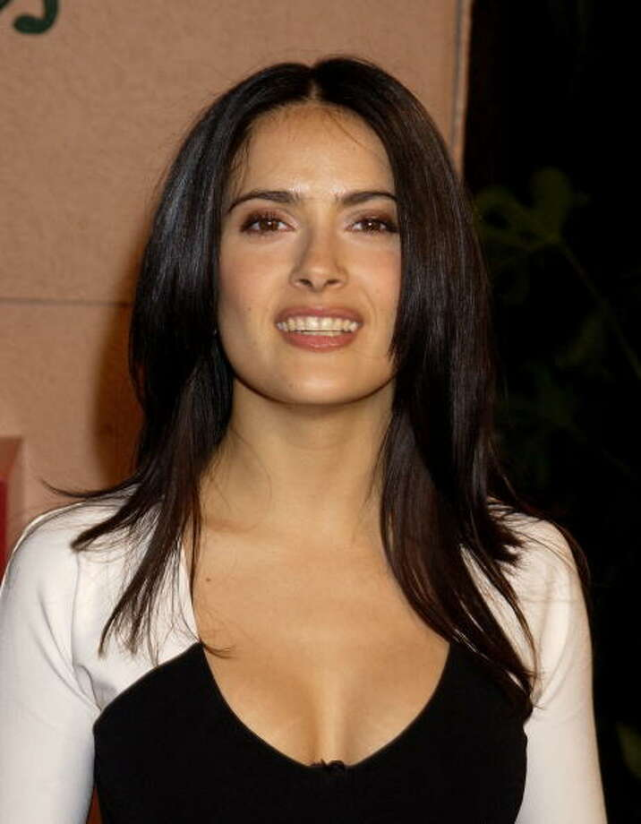 Salma Hayek, actress. Photo: Gregg DeGuire, WireImage