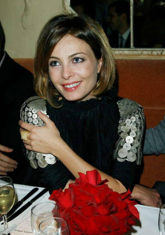 Violante Placido on November 12, 2008 in West Hollywood, California. Photo: Donato Sardella, WireImage