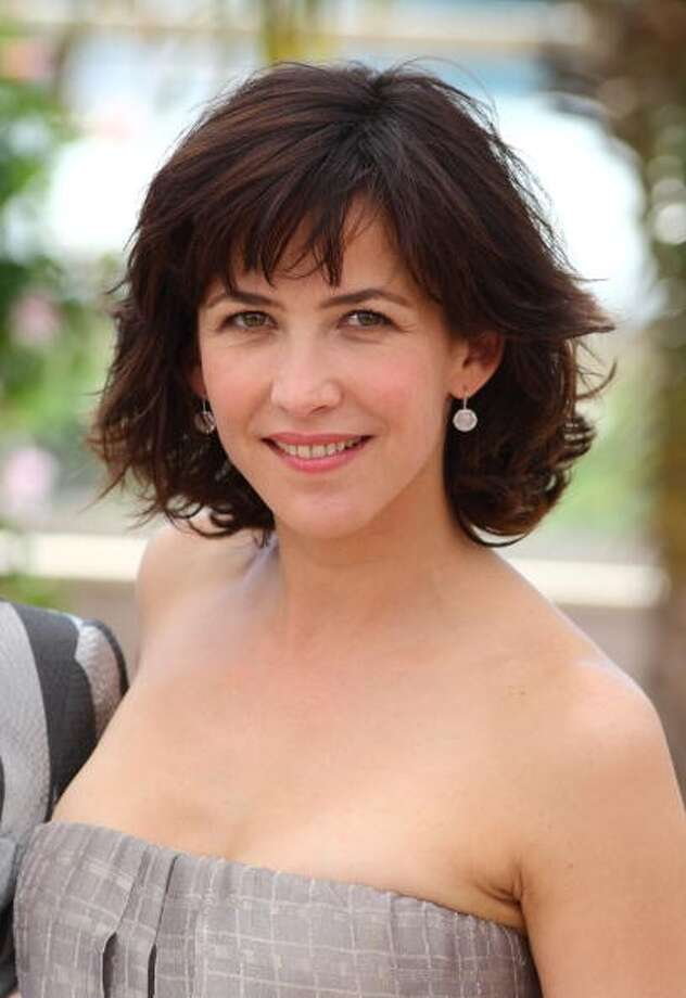 Sophie Marceau on May 16, 2009 in Cannes, France. Photo: Mike Marsland, WireImage