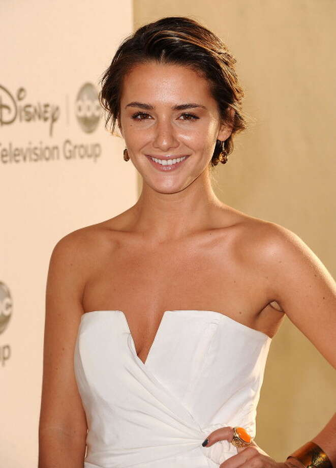 Addison Timlin attends Disney Media Networks International Upfronts at Walt Disney Studios on May 20, 2012 in Burbank, California. Photo: Jason LaVeris, FilmMagic