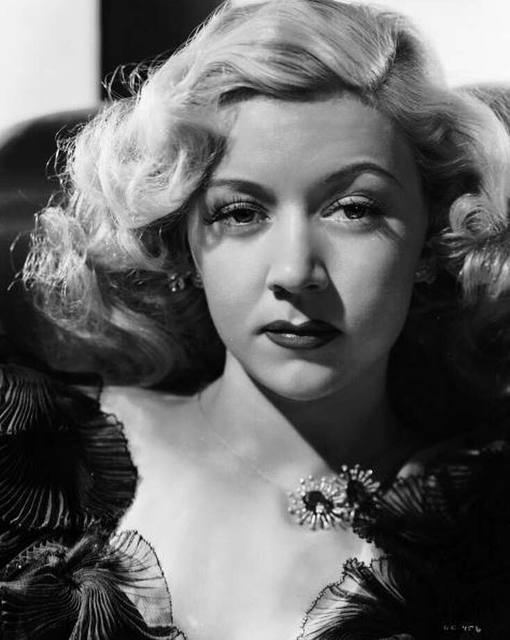 Gloria Grahame, photographed in 1947. Photo: John Kobal Foundation, Getty Images