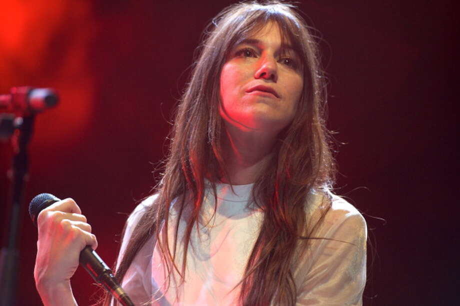 Charlotte Gainsbourg performs on the stage at Theater Circo Price on June 27, 2012 in Madrid, Spain. Photo: Carlos Alvarez, Redferns Via Getty Images / 2012 Redferns via Getty Images