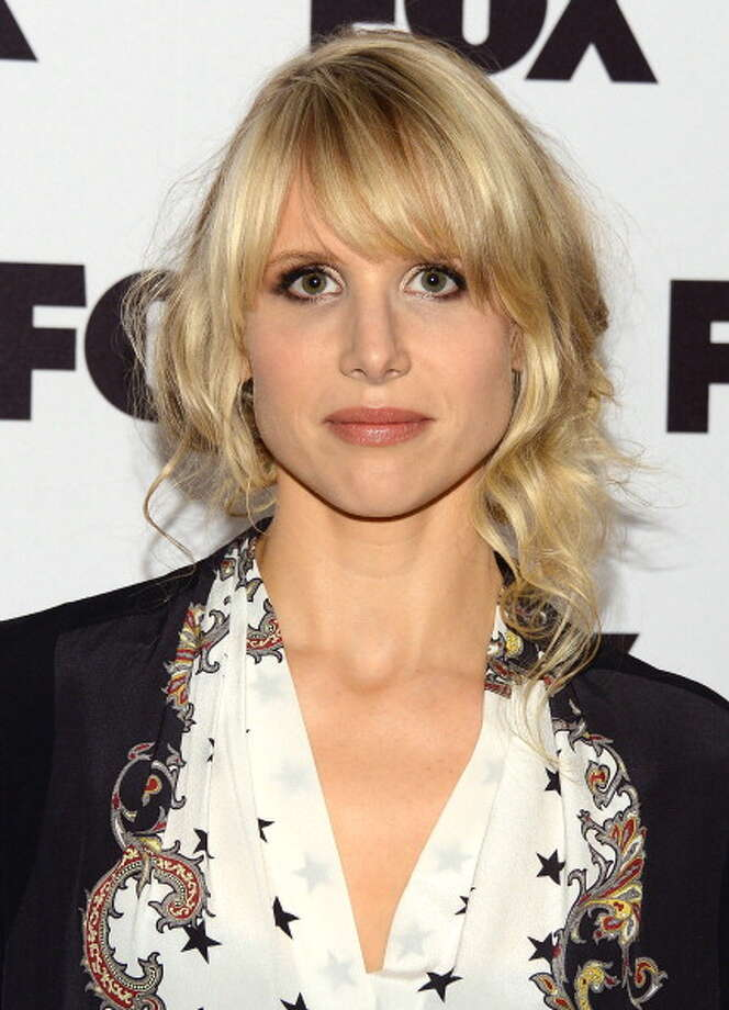 Lucy Punch  on October 26, 2012 in New York City. Photo: Andrew H. Walker