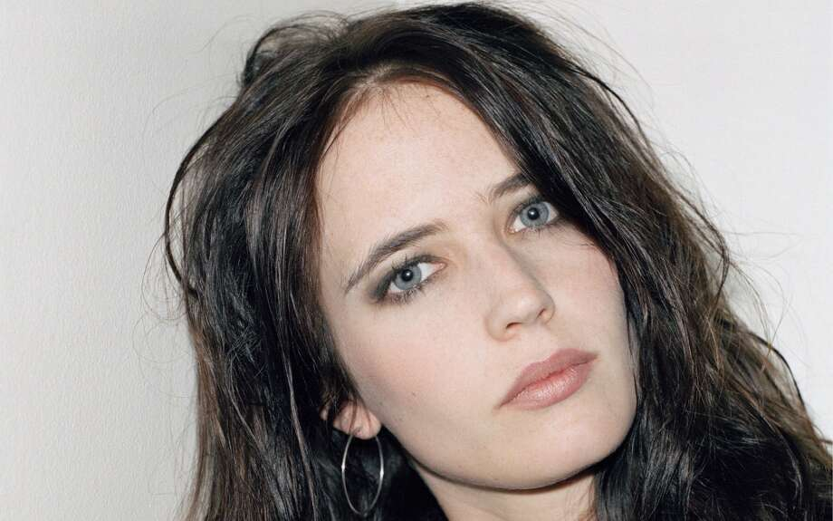 Eva Green, French actress of American and English films.