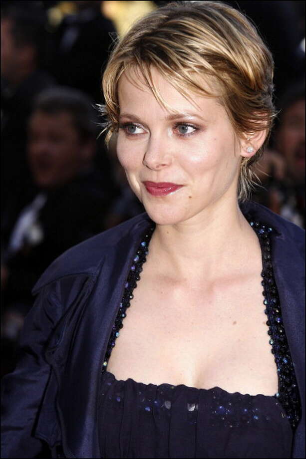 Barbora Bobulova, in 2007.  Slovakian actress who works mainly in Italian cinema. Photo: Pool BENAINOUS/CATARINA/LEGRAND, Gamma-Rapho Via Getty Images