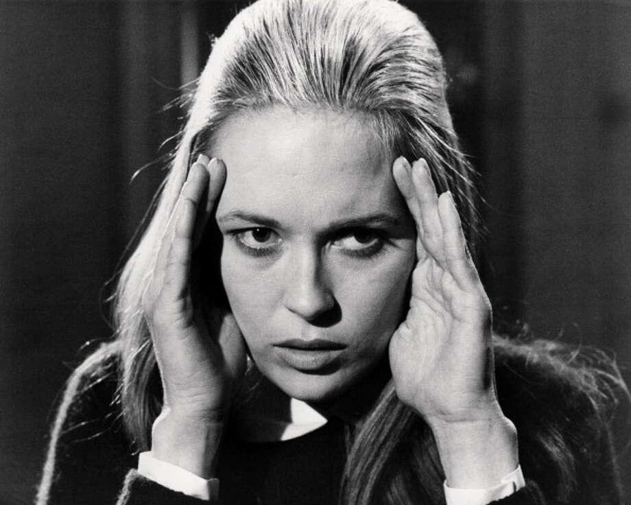 Faye Dunaway, circa 1968. Photo: Silver Screen Collection, Getty Images / 2013 Silver Screen Collection