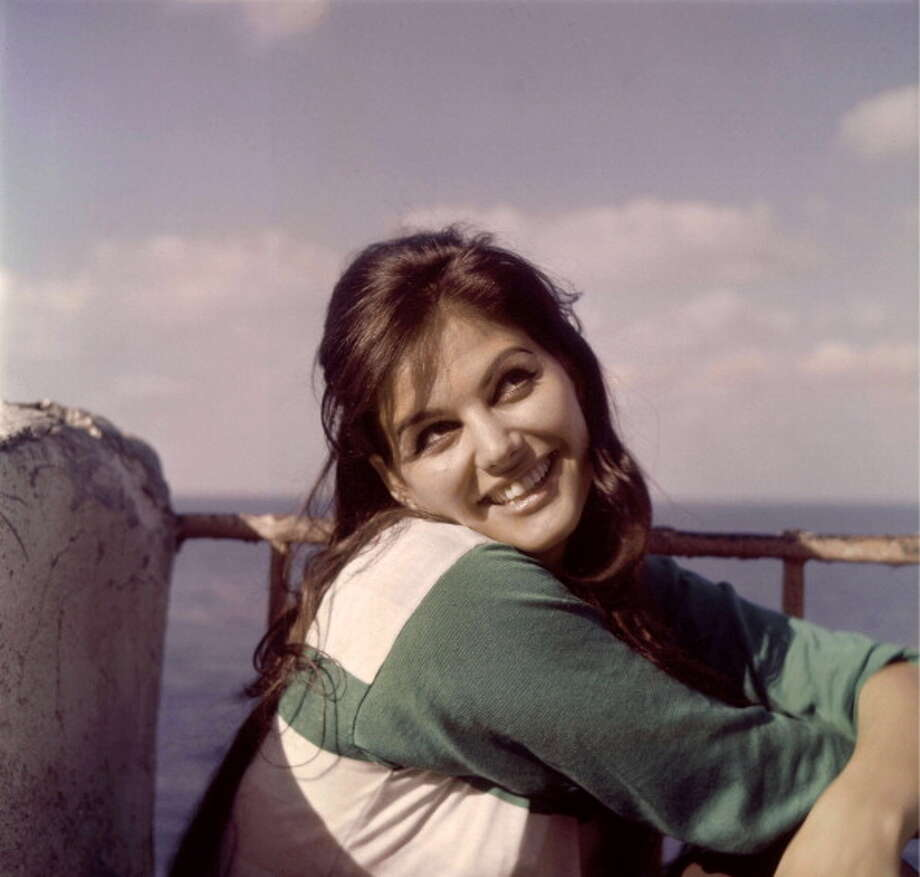 Claudia Cardinale In Sicily in the early 1960s. Photo: HABANS Patrice, Paris Match Via Getty Images