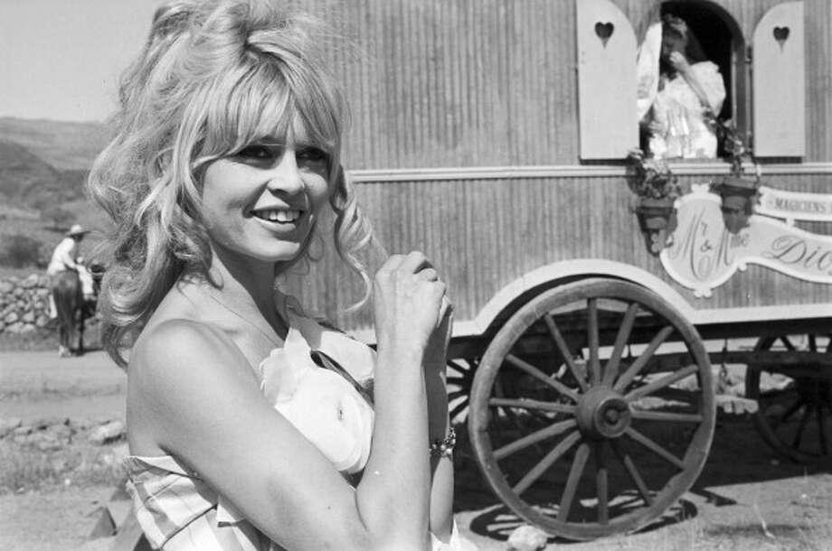 Brigitte Bardot at 30 in March of 1965. Photo: GERY Gerard, Paris Match Via Getty Images / Paris Match Archive