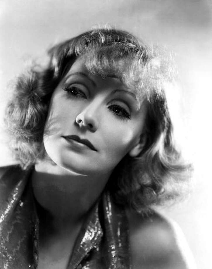 Greta Garbo in 1931, at age 26. Photo: Apic, Getty Images