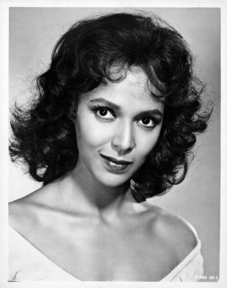 Dorothy Dandridge (1922 - 1965) in the film 'The Decks Ran Red' 1958. Photo: John D. Kisch/Separate Cinema Ar / 2011 John D. Kisch