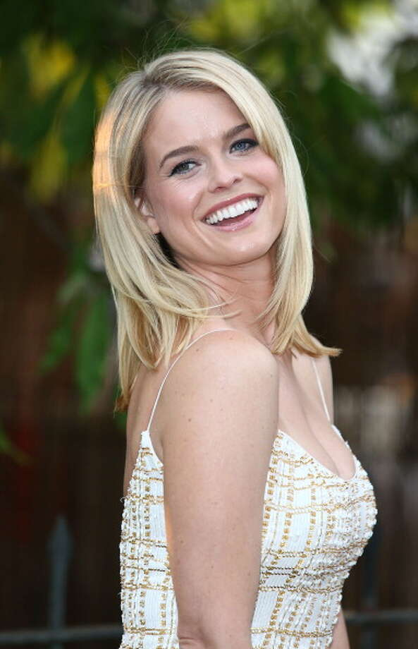Alice Eve attends the annual Serpentine Gallery summer party at The Serpentine Gallery on June 26, 2013 in London, England. Photo: Tim P. Whitby, Getty Images / 2013 Getty Images