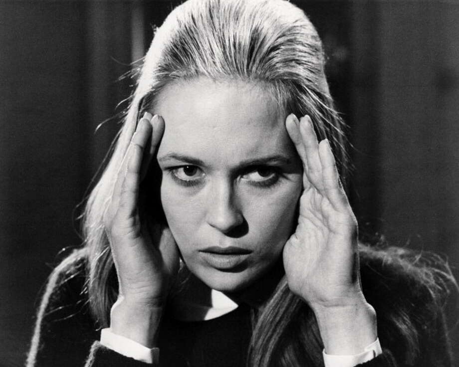 Faye Dunaway, circa 1968. Photo: Silver Screen Collection, Getty Images / 2013 Silver Screen Collection