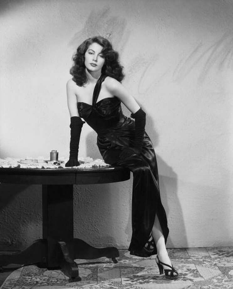 Ava Gardner in 1946. Photo: John Kobal Foundation, Getty Images / 2009 Getty Images
