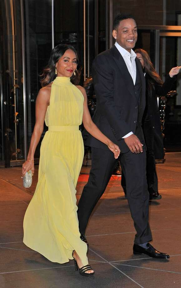 The years go by but Will Smith and Jada Pinkett Smith stay the same: youthful and stylish ... and dogged by weird relationship rumors. Photo: NCP/Star Max, FilmMagic