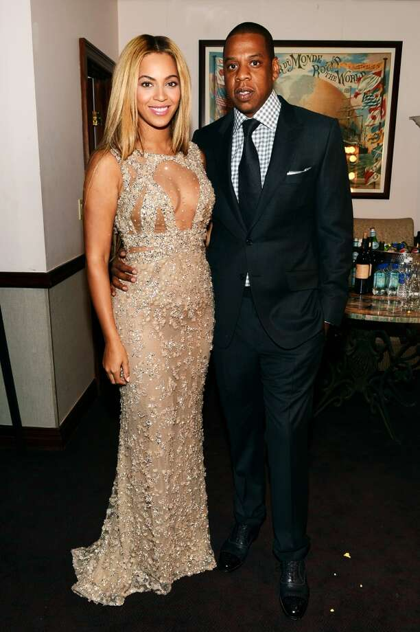Whether they're dressed down for their usual spot on the sidelines of a NBA game or all dolled up to walk the red carpet, Beyonce and Jay-Z know how to dress no matter the occasion. Photo: Larry Busacca, Getty Images For Parkwood Entertainment